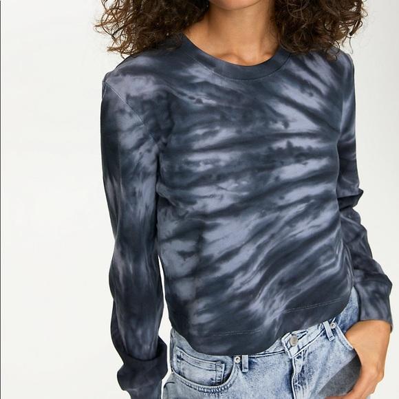 WILFRED FREE | Weekend Tie Dye Long Sleeve T-Shirt